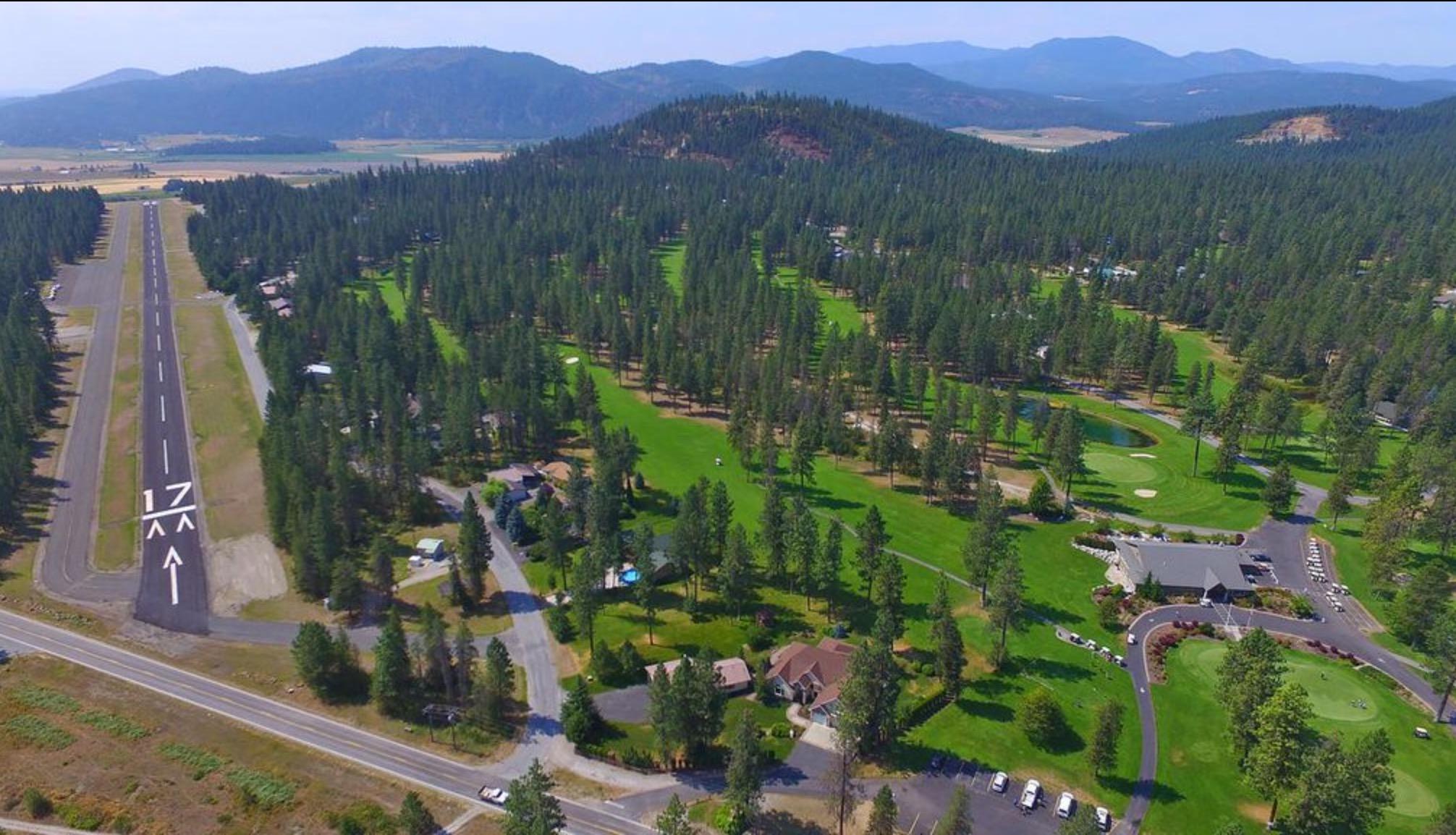 CG&CC Aerial view