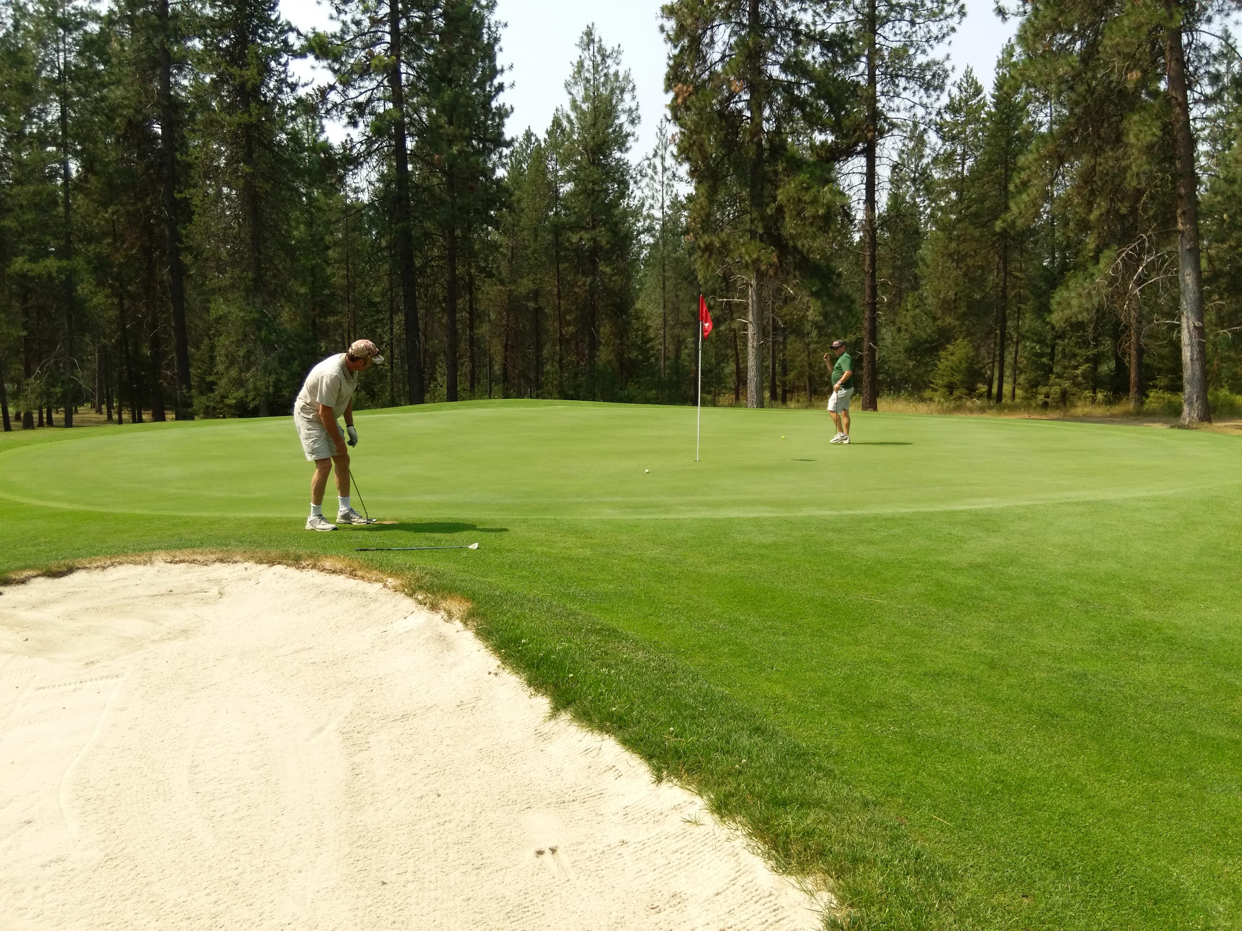 Golf No. 7